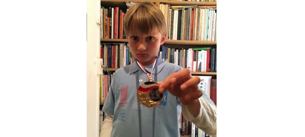 1er Grand Prix de Paris : les Petits du Pôle Élite de M Échecs bien placés !