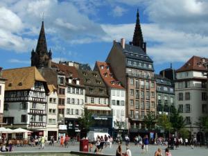 Un M Échecs à Strasbourg avec la ParisChessTeam !