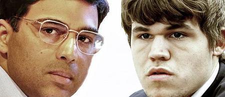 Carlsen - Anand : émissions en français !