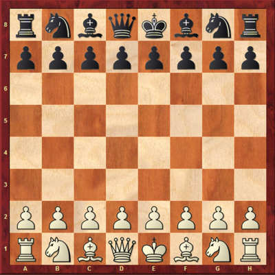 Notation d'une partie d'échecs