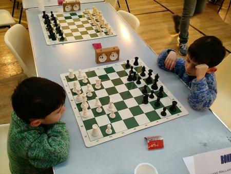 Championnats d'échecs de l'Académie de Paris : les résultats
