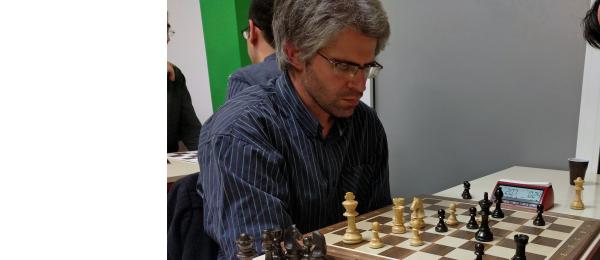 Bertrand Valuet remporte le 1er Rapide M Échecs