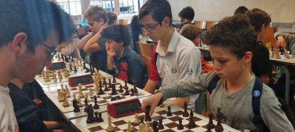 Un nouveau succès pour les échecs à Massillon !
