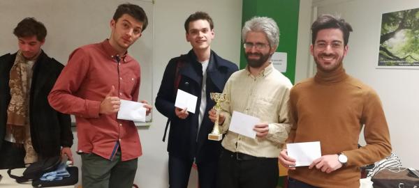 10ème Rapide M Échecs : nouveau succès !