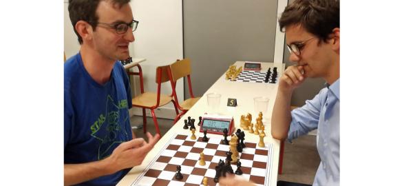 17ème Rapide M Échecs : 3 maîtres FIDE sur le podium !
