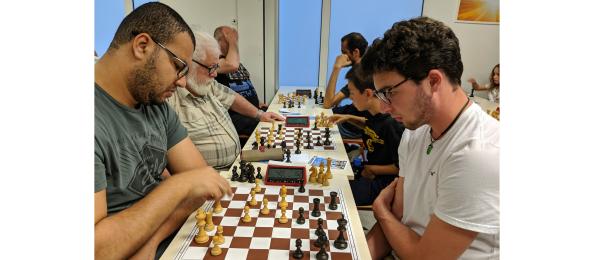 27ème Rapide Fide : ça joue aux échecs à Paris !