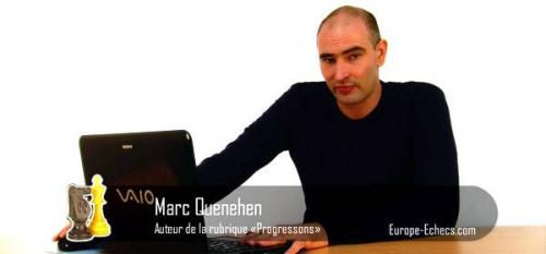 Deux masterclasses par Marc Quenehen