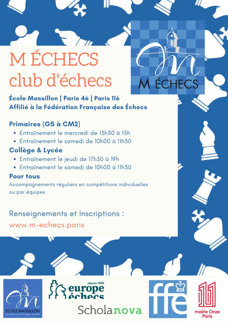 Formule 2 - Enfants et Jeunes du quartier - Primaires (GS à CM2), Collège & Lycée